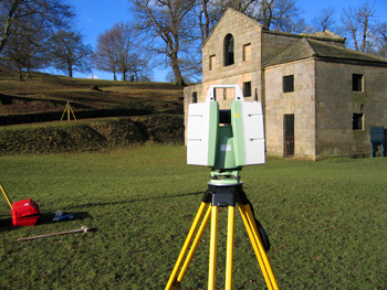 High-Definition-3D-Laser-Scanning