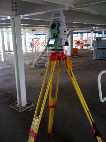 Surveying-Heathrow-Airport